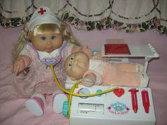 Cabbage Patch Restoration~The Fairy Godmother's Treasures Newborn Baby Dolls, Baby Girl Dolls, Interactive Baby Dolls, Pound Puppies, Cabbage Patch Kids Dolls, Cuddle Buddy, Bratz Doll, Fairy Godmother, Kids Girls