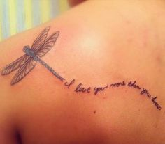 Dragonfly tattoo on wrist - 50  Dragonfly Tattoos for Women  <3 <3
