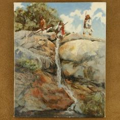 The Guardians - Southwest Painting Limited Edition Print Gretchen Price…