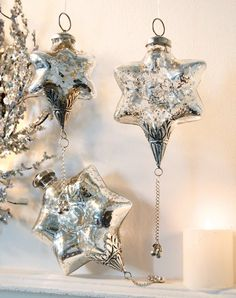 *THE ESSENCE OF THE GOOD LIFE™*: CHRISTMAS TREE DECORATIONS