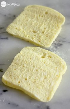 GF Bread In Seconds Do not bake it in a plastic container, use glass or paper. The recipe says baking soda, but it should be baking powder as stated in the printable recipe.