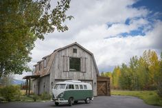 The Barn In Wilson, Wyoming | HiConsumption
