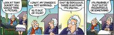 Pickles Comic Strip, March 20, 2015 on GoComics.com