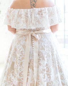 Beautiful plus size wedding dress from Lasabina Plus Size Bridal Plus Size Wedding, Bridal, Wedding Dresses, Beautiful, Bride Dresses, Bridal Gowns, Weeding Dresses, Wedding Dressses, Bridal Dresses