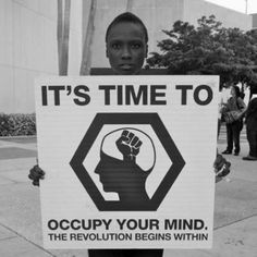 Occupy your mind!