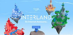 Google's Be Internet Awesome program and Interland game to teach internet safety