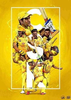 The one jersey that we'd wear forever. CSK Official Poster Standard Size: x 42 cm) Note: Actual poster will NOT contain the ? Name Wallpaper, Mobile Wallpaper, Iphone Wallpaper, Galaxy Wallpaper, Cricket Wallpapers, Dont Touch My Phone Wallpapers, Cricket Poster, Icc Cricket, Cricket Score