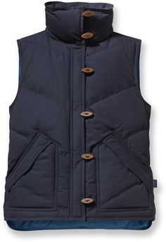 Patagonia Toggle Down Vest - Women's