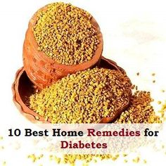 10 Best Home Remedies for Diabetes