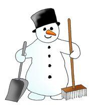 free christmas clipart snowman