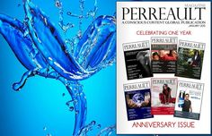One Year Already for the Perrault Magazine: BRAVO! Read the first 2015 issue now: http://www.perreault-magazine.com/?utm_source=January+2015&utm_campaign=January+2015+Issue&utm_medium=email Congratulation  Brigitte Perreault !