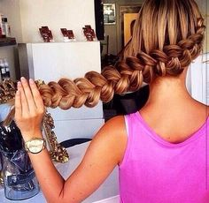 How do you braid like this?!?!