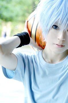 Kuroko | Kuroko no Basket #cosplay #anime #manga
