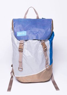 These stylish and eco-friendly backpacks are perfect for work, school, and play. Eco Friendly Backpacks, Patagonia Backpack, Unique Backpacks, Commuter Bag, Backpack Bags, Purses And Handbags, Mafia, Bag Design, School
