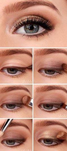 Natural eyeshadow #bbv