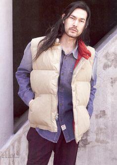 James Lee Mcquown (제임스 리 맥퀀, Korean-American Model)