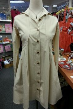 Daslu-Sao-Paulo-Button-up-Dress-professional-mod  http://www.ebay.com/itm/321554307505?ssPageName=STRK:MESELX:IT&_trksid=p3984.m1555.l2649