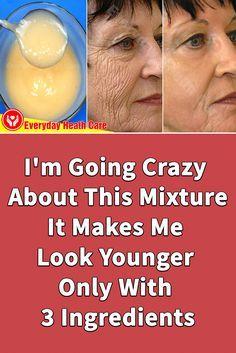 Questa fantastica maschera ti aiuterà a rimuovere efficacemente rughe viso. Beauty Tips For Skin, Health And Beauty Tips, Beauty Skin, Face Beauty, Natural Beauty, Beauty Ideas, Beauty Care, Beauty Hacks, Younger Skin