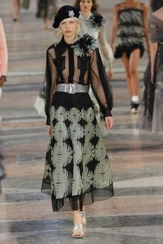 Chanel | Resort 2017 Collection | Vogue Runway