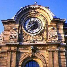 #PFW Fashion Week Places to be    Musée d'Orsay    1 Rue de la Légion d'Honneur, Paris