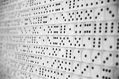 Alea iacta est by Stanislaw Drozdz Dice, Typo, Sheet Music, Artwork, Offices, Creativity, Work Of Art, Auguste Rodin Artwork, Cubes