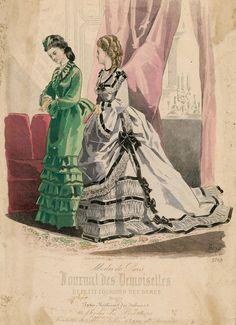 Journal des Demoiselles 1871