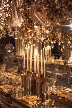 Hanging Wedding Decorations - Belle The Magazine