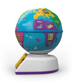 Amazon.com: Fisher-Price Laugh & Learn Greetings Globe: Toys & Games