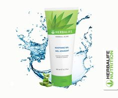 Infused with Aloe Vera and skin conditioning botanicals to moisturise and soothe your skin, try our Herbal Aloe Soothing Gel, popular home treatment for sunburn. Herbalife Aloe, Herbalife Nutrition, Fitness Nutrition, Herbalife Products, Home Treatment, Herbalife Motivation, Aloe Vera, Health And Wellness, Garden Design