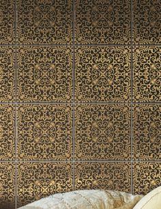 Ceramic wall #tiles CARMEN by CERAMICA BARDELLI | #design Marcel Wanders @Ceramica Bardelli