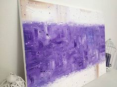 HomeDecor / purple dream