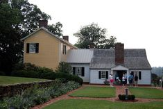 Ash Lawn in Charlottesville, Virginia- home of President James Monroe