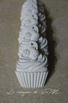Gessetti cupcakes