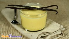 Salsa alla vaniglia