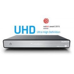 Decoder Humax 4K UHD - Humax