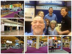 Our Freeman staff takes a quick #selfie at IFT - Institute of Food Technologists #IFT14 in New Orleans!