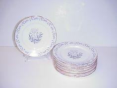 Royal Stafford Susanah Bread & Butter Plates Set 6 #RoyalStafford