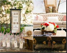 Ideas For A Country Wedding