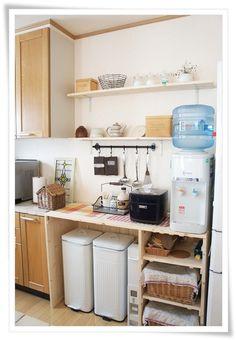 キッチン棚DIY : SHOWINDOW