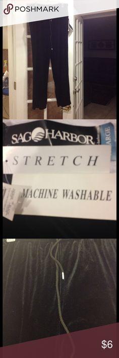 XL(18-20) Sag Harbor NWT pants XL Sag Harbor new with tags pants Sag Harbor Pants