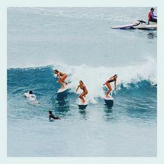 """Hawaii"" Surfboard Beach Bum Wave Rider Ocean Surf Iron On Applique Patch Beach Pink, Beach Bum, Beach Aesthetic, Summer Aesthetic, Summer Vibes, Summer Surf, No Wave, Surfing Pictures, Summer Goals"