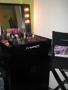 Mac Kosmetik Koffer