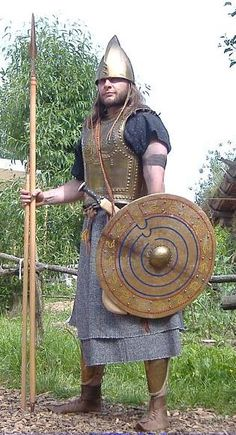 this is what a celt actually looked like