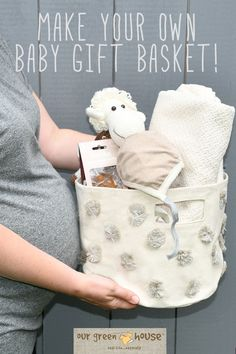 Organic and Ecofriendly! Make your own gift basket. Your price. Your style.