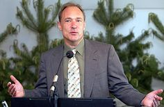 (WOW!) Sir Tim Berners-Lee, the British computer scientist credited with creating the World Wide Web in 1989, doesn't seem like a man who has many regrets. But he admitted earlier this month at a symposium in Washington that his decision to include those annoying forward slashes in http addresses was made on a whim. If he could change one thing about the Internet now, he says, he would slash the slashes, which are completely unnecessary.