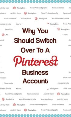Why You Should Switch Over To A Pinterest Business Account | HelloSociety Blog