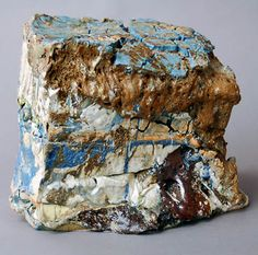 Landfills is series of contemporary ceramic sculptures made from solid-cast and reclaimed ceramic materials by Jonathan Mess. Images by Kate Mess . Sculpture Art, Sculptures, Paper Art Design, Ceramic Materials, Contemporary Ceramics, Conceptual Art, Clay Pots, Chocolate, My Favorite Color