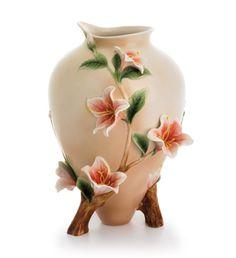 Franz Porcelain Azalea Allure Vase