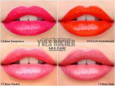 Son Yves Rocher- Grand Rouge -469.000Đ GIẢM 35% GIÁ: 300.000Đ ~ From Paris Shop