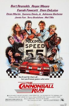 The Cannonball Run (1981)